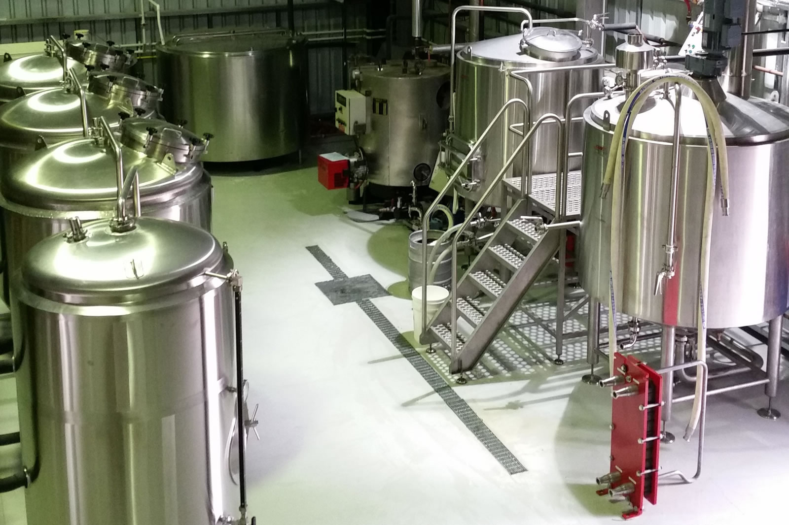 The Bandicoot brewery